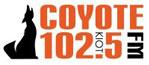 Coyote 102.5